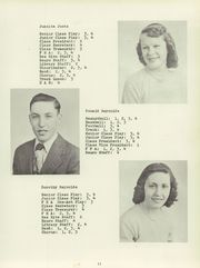 Page 15, 1951 Edition, Bureau Township High School - Beuro Yearbook (Princeton, IL) online yearbook collection
