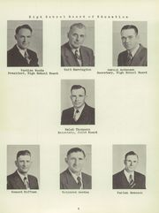 Page 9, 1951 Edition, Bureau Township High School - Beuro Yearbook (Princeton, IL) online yearbook collection
