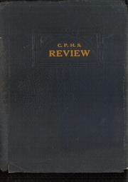 1926 Edition, Cissna High School - Review Yearbook (Cissna Park, IL)