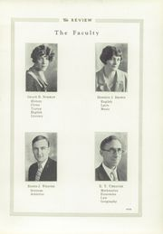 Page 13, 1928 Edition, Cissna High School - Review Yearbook (Cissna Park, IL) online yearbook collection