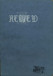 1929 Edition, Cissna High School - Review Yearbook (Cissna Park, IL)