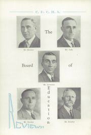 Page 12, 1929 Edition, Cissna High School - Review Yearbook (Cissna Park, IL) online yearbook collection