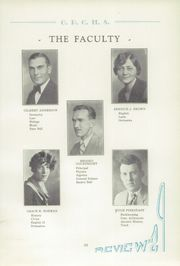 Page 13, 1929 Edition, Cissna High School - Review Yearbook (Cissna Park, IL) online yearbook collection