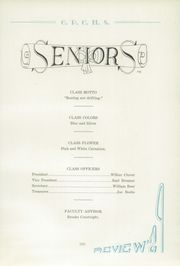 Page 15, 1929 Edition, Cissna High School - Review Yearbook (Cissna Park, IL) online yearbook collection