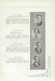Page 17, 1929 Edition, Cissna High School - Review Yearbook (Cissna Park, IL) online yearbook collection
