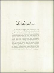 Page 7, 1948 Edition, Marywood School - Yearbook (Evanston, IL) online yearbook collection