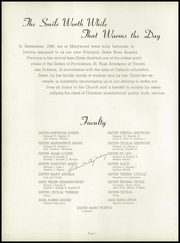 Page 14, 1949 Edition, Marywood School - Yearbook (Evanston, IL) online yearbook collection