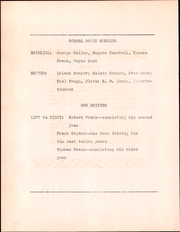 Page 10, 1951 Edition, Sparland High School - Hilltopper Yearbook (Sparland, IL) online yearbook collection