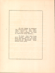 Page 10, 1952 Edition, Sparland High School - Hilltopper Yearbook (Sparland, IL) online yearbook collection