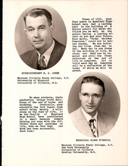 Page 13, 1952 Edition, Sparland High School - Hilltopper Yearbook (Sparland, IL) online yearbook collection