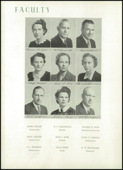 Page 14, 1941 Edition, Glenbard High School - Pinnacle Yearbook (Glen Ellyn, IL) online yearbook collection
