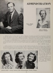Page 12, 1948 Edition, Glenbard High School - Pinnacle Yearbook (Glen Ellyn, IL) online yearbook collection