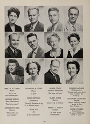 Page 14, 1948 Edition, Glenbard High School - Pinnacle Yearbook (Glen Ellyn, IL) online yearbook collection
