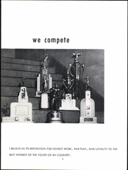 Page 11, 1956 Edition, Glenbard High School - Pinnacle Yearbook (Glen Ellyn, IL) online yearbook collection