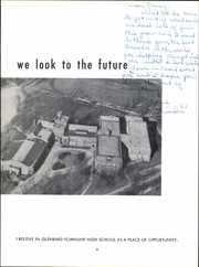 Page 9, 1956 Edition, Glenbard High School - Pinnacle Yearbook (Glen Ellyn, IL) online yearbook collection