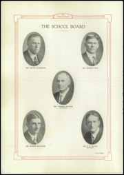 Page 12, 1927 Edition, Newman Township High School - Talisman Yearbook (Newman, IL) online yearbook collection