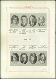 Page 14, 1927 Edition, Newman Township High School - Talisman Yearbook (Newman, IL) online yearbook collection