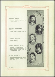 Page 17, 1927 Edition, Newman Township High School - Talisman Yearbook (Newman, IL) online yearbook collection