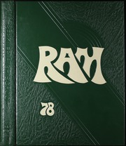 1978 Edition, Berkner High School - Ram Yearbook (Richardson, TX)
