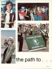 Page 9, 1979 Edition, Berkner High School - Ram Yearbook (Richardson, TX) online yearbook collection