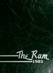 1985 Edition, Berkner High School - Ram Yearbook (Richardson, TX)