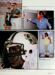 Page 11, 1985 Edition, Berkner High School - Ram Yearbook (Richardson, TX) online yearbook collection