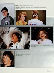 Page 7, 1985 Edition, Berkner High School - Ram Yearbook (Richardson, TX) online yearbook collection