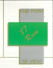 1987 Edition, Berkner High School - Ram Yearbook (Richardson, TX)