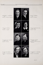Page 16, 1938 Edition, University of Illinois High School - U and I Yearbook (Urbana, IL) online yearbook collection