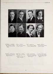 Page 17, 1939 Edition, University of Illinois High School - U and I Yearbook (Urbana, IL) online yearbook collection