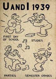 Page 5, 1939 Edition, University of Illinois High School - U and I Yearbook (Urbana, IL) online yearbook collection