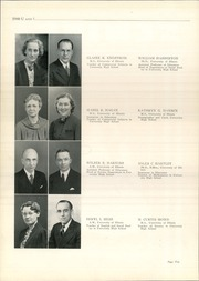 Page 16, 1940 Edition, University of Illinois High School - U and I Yearbook (Urbana, IL) online yearbook collection