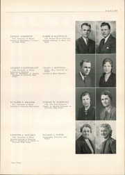 Page 17, 1940 Edition, University of Illinois High School - U and I Yearbook (Urbana, IL) online yearbook collection