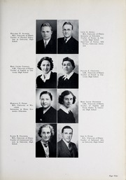 Page 13, 1941 Edition, University of Illinois High School - U and I Yearbook (Urbana, IL) online yearbook collection