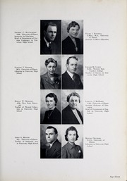 Page 15, 1941 Edition, University of Illinois High School - U and I Yearbook (Urbana, IL) online yearbook collection