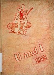 1945 Edition, University of Illinois High School - U and I Yearbook (Urbana, IL)