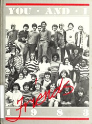 1983 Edition, University of Illinois High School - U and I Yearbook (Urbana, IL)