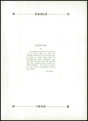 Page 11, 1942 Edition, Ridgway High School - Eagle Yearbook (Ridgway, IL) online yearbook collection