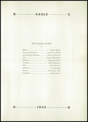 Page 13, 1942 Edition, Ridgway High School - Eagle Yearbook (Ridgway, IL) online yearbook collection