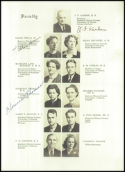Page 15, 1942 Edition, Ridgway High School - Eagle Yearbook (Ridgway, IL) online yearbook collection