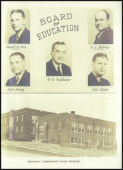 Page 9, 1942 Edition, Ridgway High School - Eagle Yearbook (Ridgway, IL) online yearbook collection