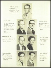 Page 15, 1955 Edition, Ridgway High School - Eagle Yearbook (Ridgway, IL) online yearbook collection