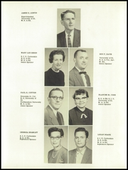 Page 13, 1959 Edition, Ridgway High School - Eagle Yearbook (Ridgway, IL) online yearbook collection