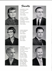 Page 12, 1960 Edition, Ridgway High School - Eagle Yearbook (Ridgway, IL) online yearbook collection