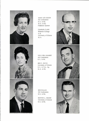 Page 13, 1960 Edition, Ridgway High School - Eagle Yearbook (Ridgway, IL) online yearbook collection
