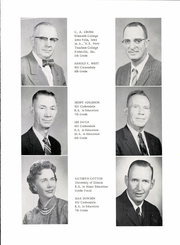 Page 15, 1960 Edition, Ridgway High School - Eagle Yearbook (Ridgway, IL) online yearbook collection