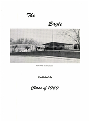 Page 5, 1960 Edition, Ridgway High School - Eagle Yearbook (Ridgway, IL) online yearbook collection