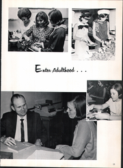 Page 15, 1967 Edition, Ridgway High School - Eagle Yearbook (Ridgway, IL) online yearbook collection