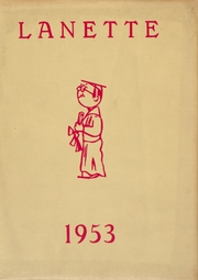 Page 1, 1953 Edition, Lanark High School - Lanette Yearbook (Lanark, IL) online yearbook collection