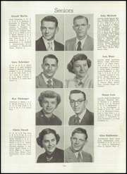Page 14, 1953 Edition, Lanark High School - Lanette Yearbook (Lanark, IL) online yearbook collection
